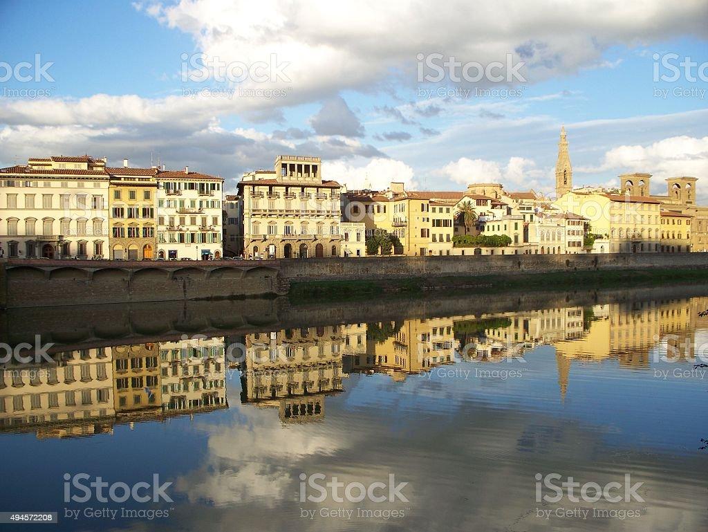 Florence 밀라노, 이탈리아 royalty-free 스톡 사진