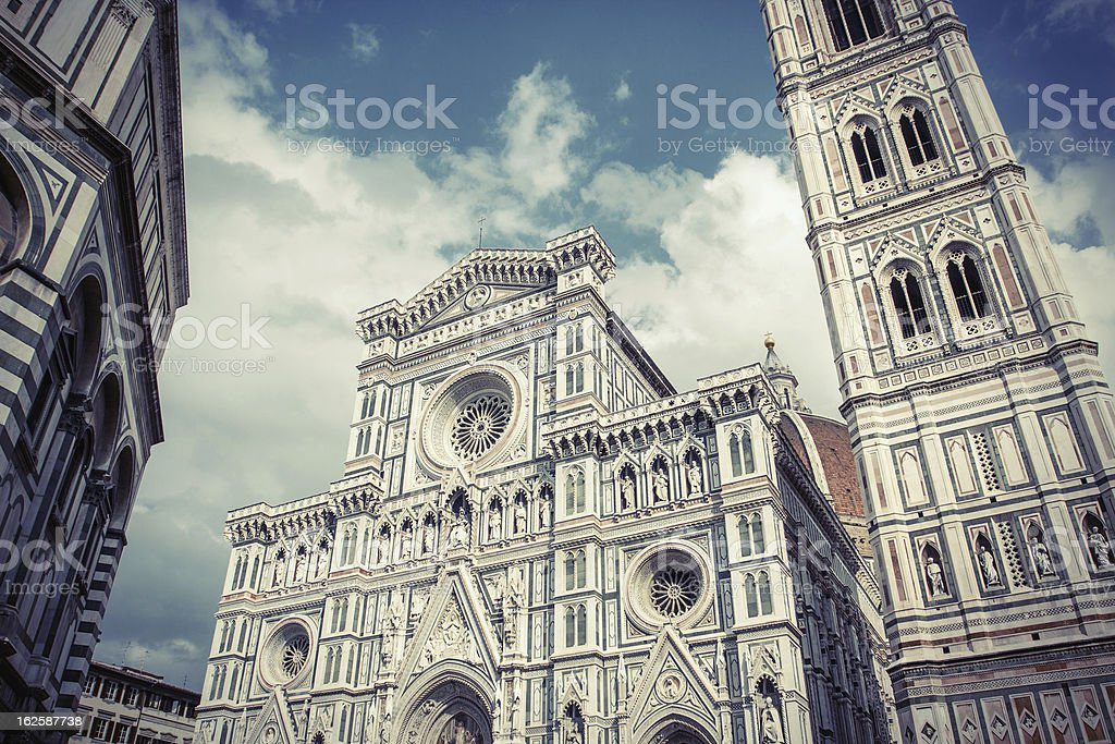 Firenze Duomo royalty-free stock photo