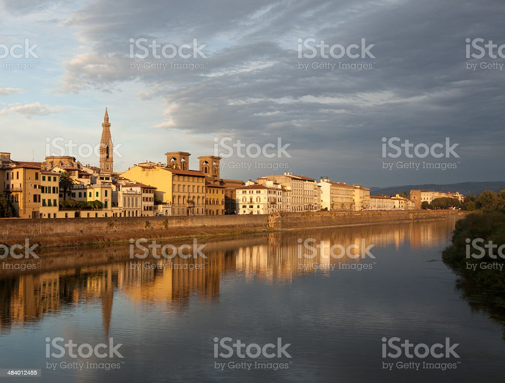 Florence city royalty-free stock photo