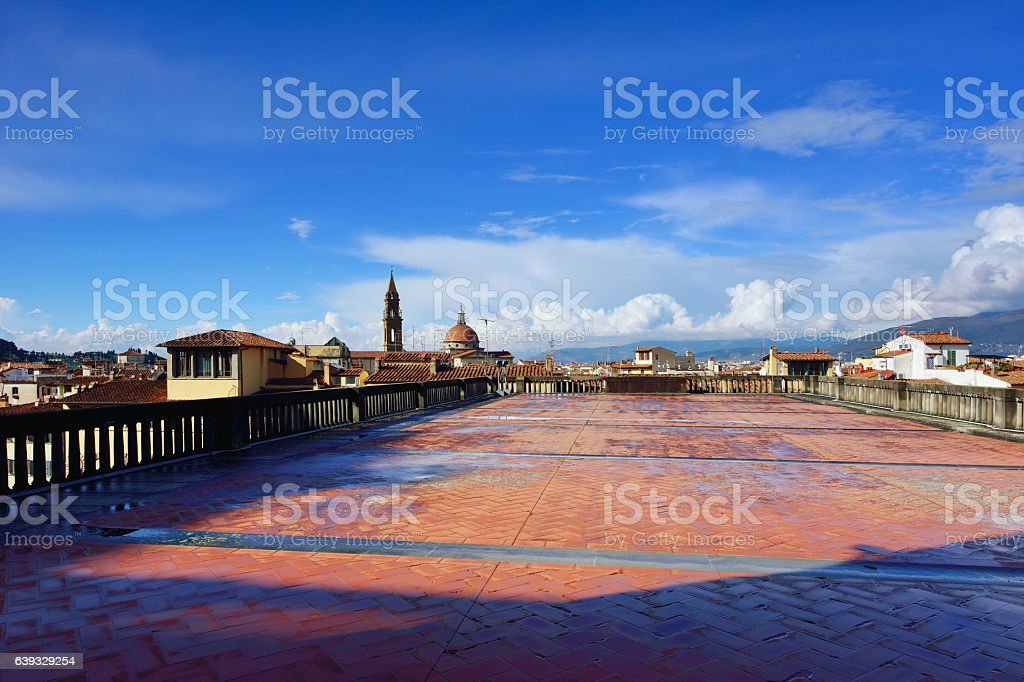 Florence Cityscape stock photo