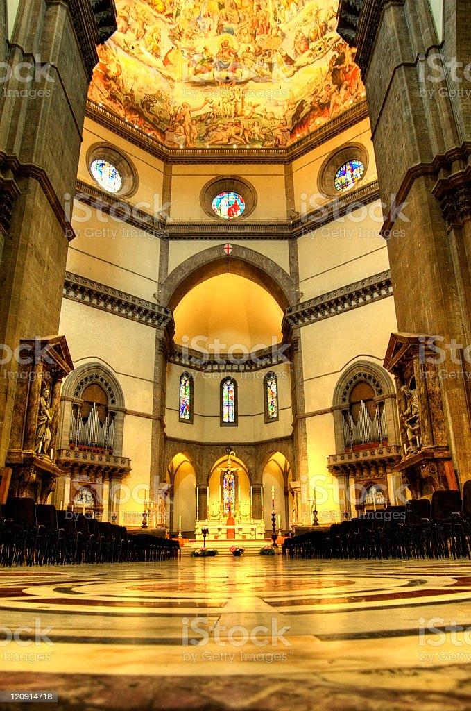 Florence Duomo, Italy royalty-free stock photo