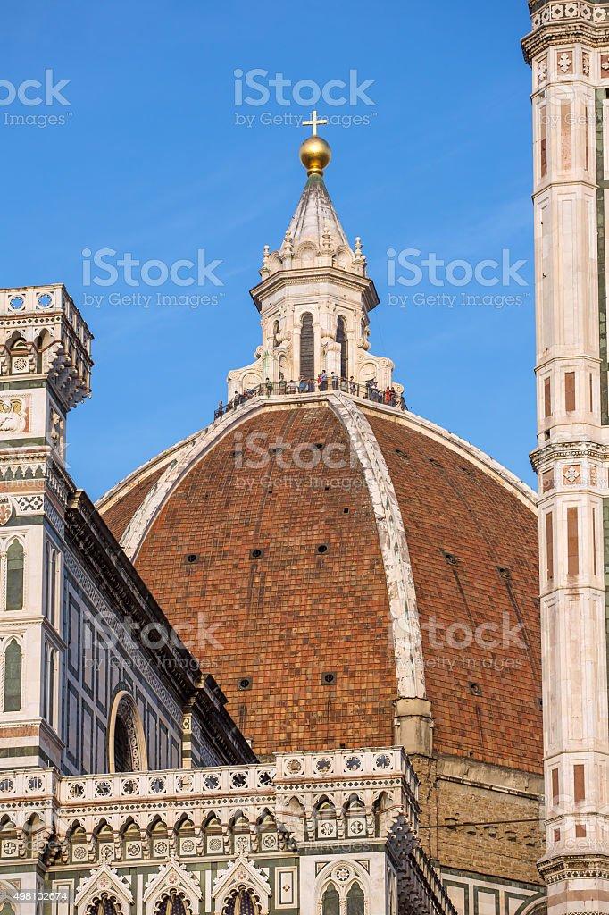 Florence (Firenze, Tuscany, Italy): Famous Santa Maria del Fiore stock photo