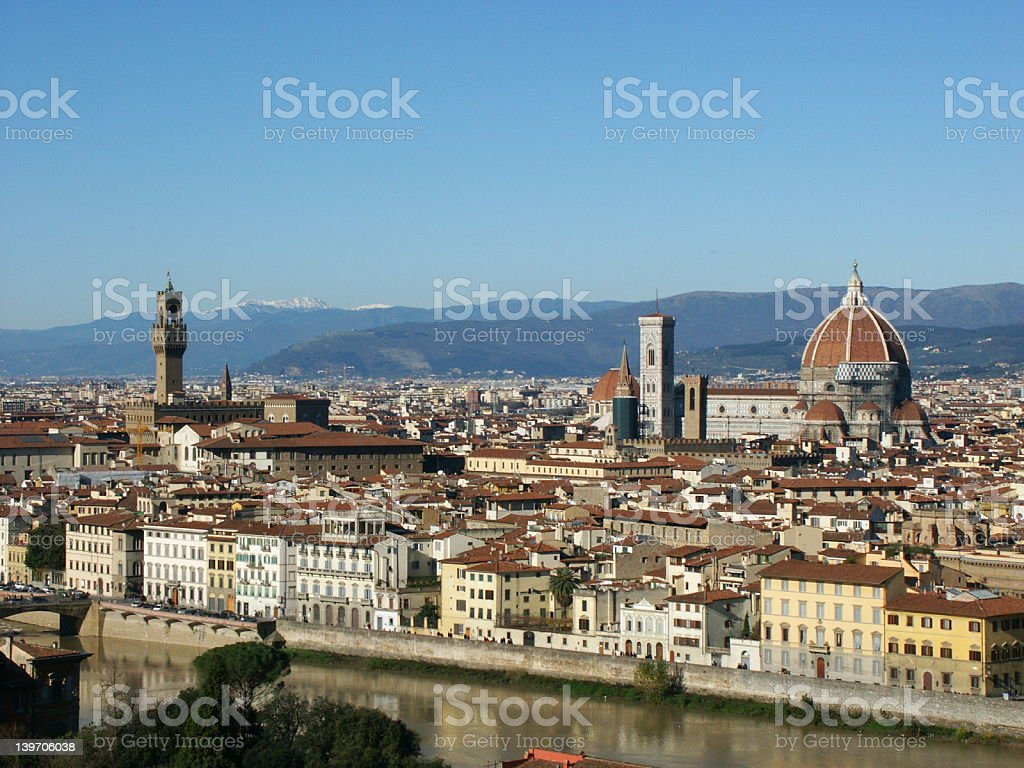 Florence, Firenze one royalty-free stock photo