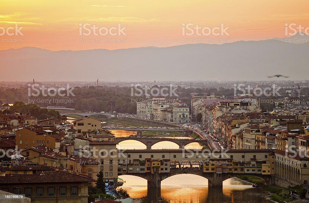 Florence Italy royalty-free stock photo