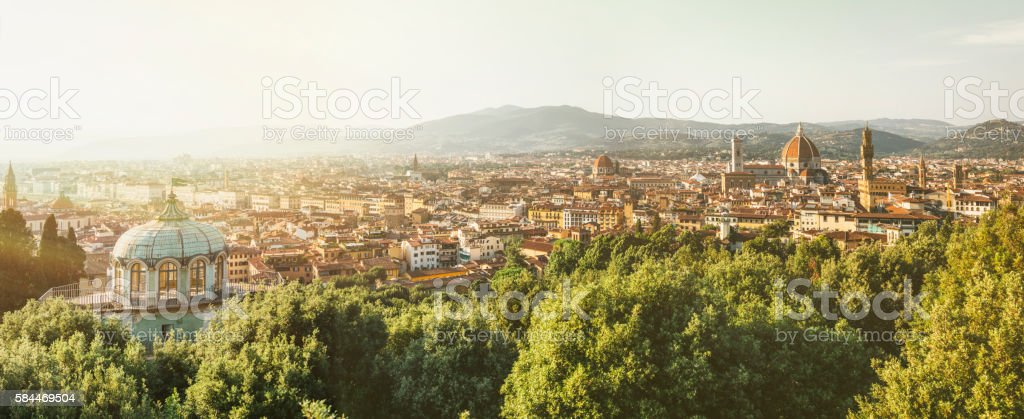 Florence - Italy stock photo
