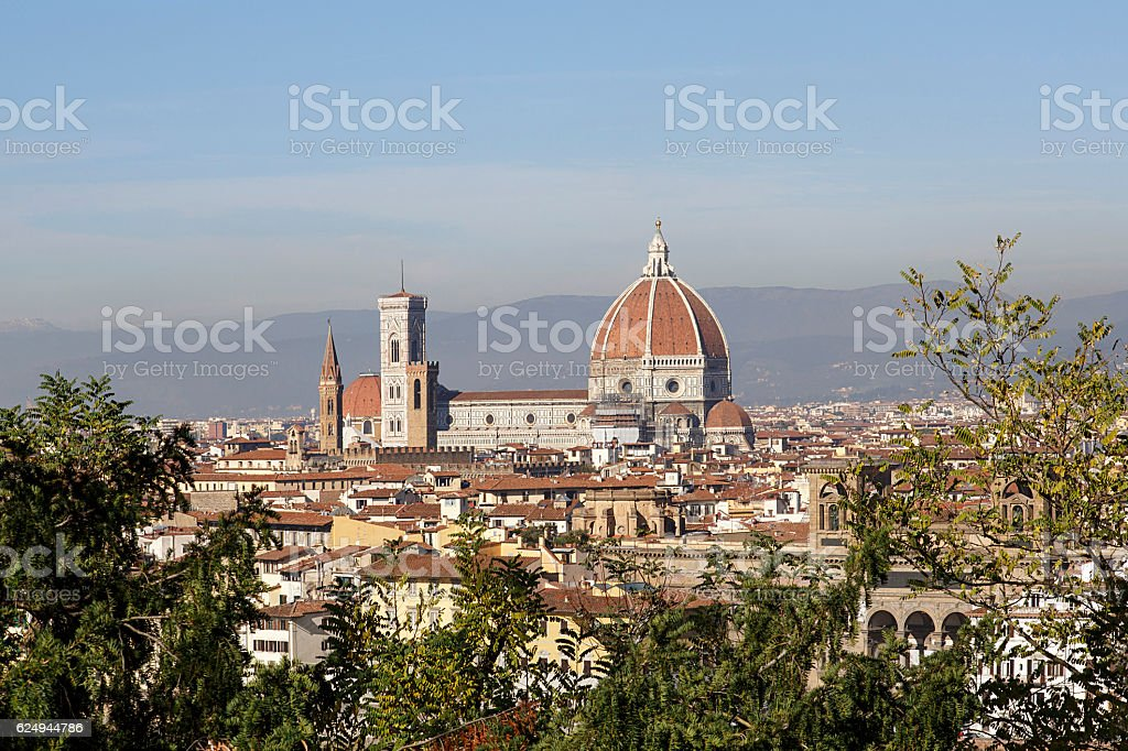 Florence - Italy stock photo