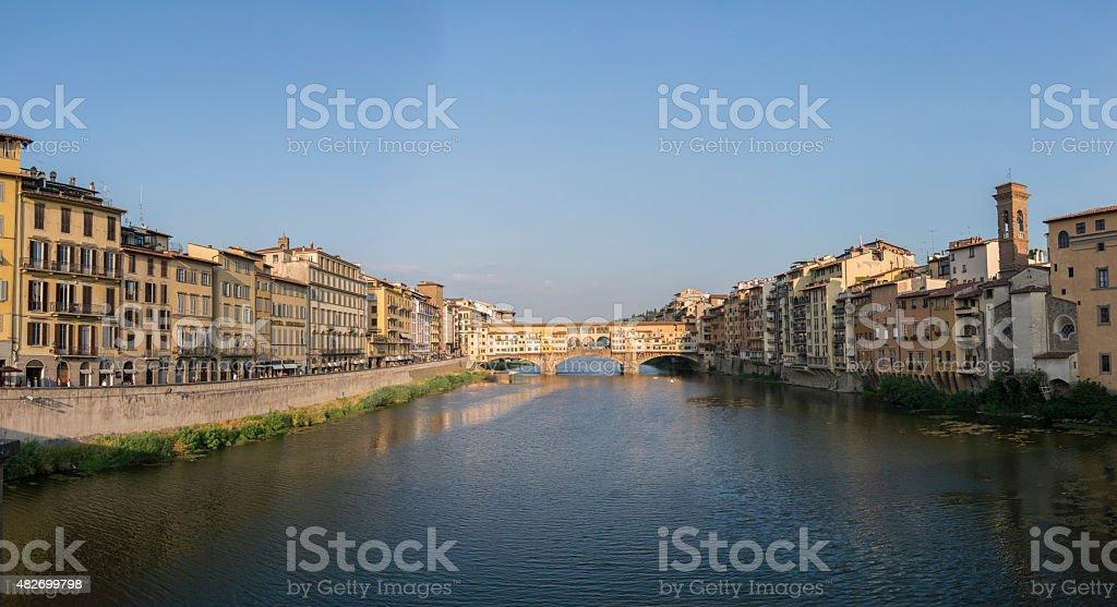 Florence - Panorama stock photo
