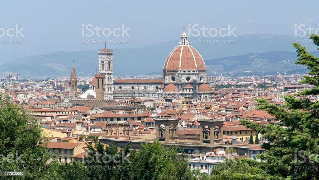 Florence royalty-free stock photo