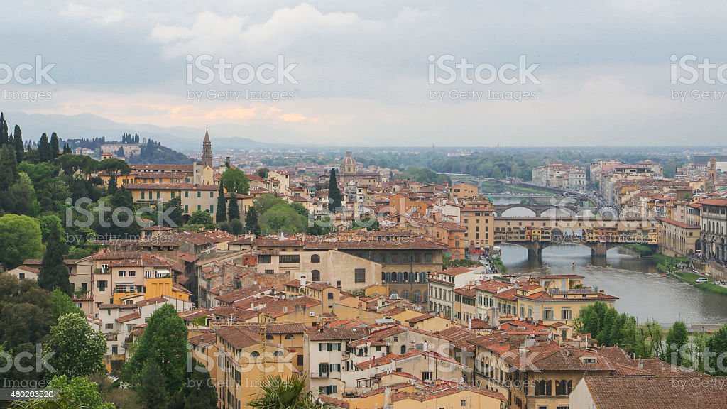 Firenze royalty-free stock photo