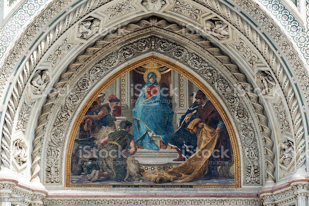 Florence (Firenze) stock photo