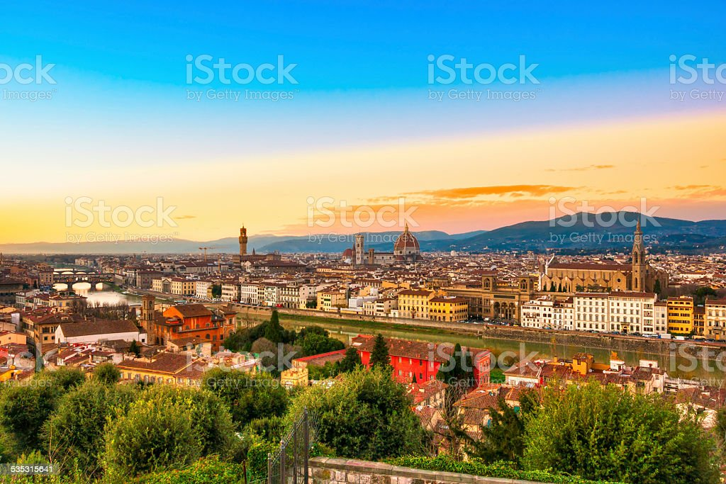 Florence, stock photo