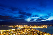 Florianopolis, capital of Santa Catarina State, Brazil