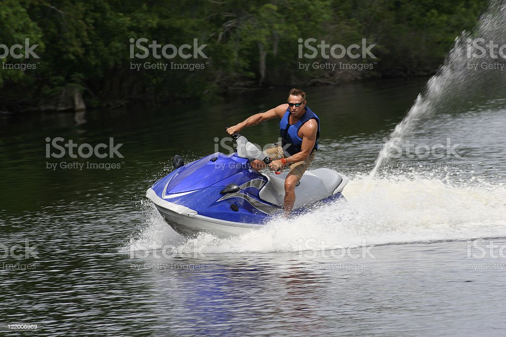 Florida Fun stock photo
