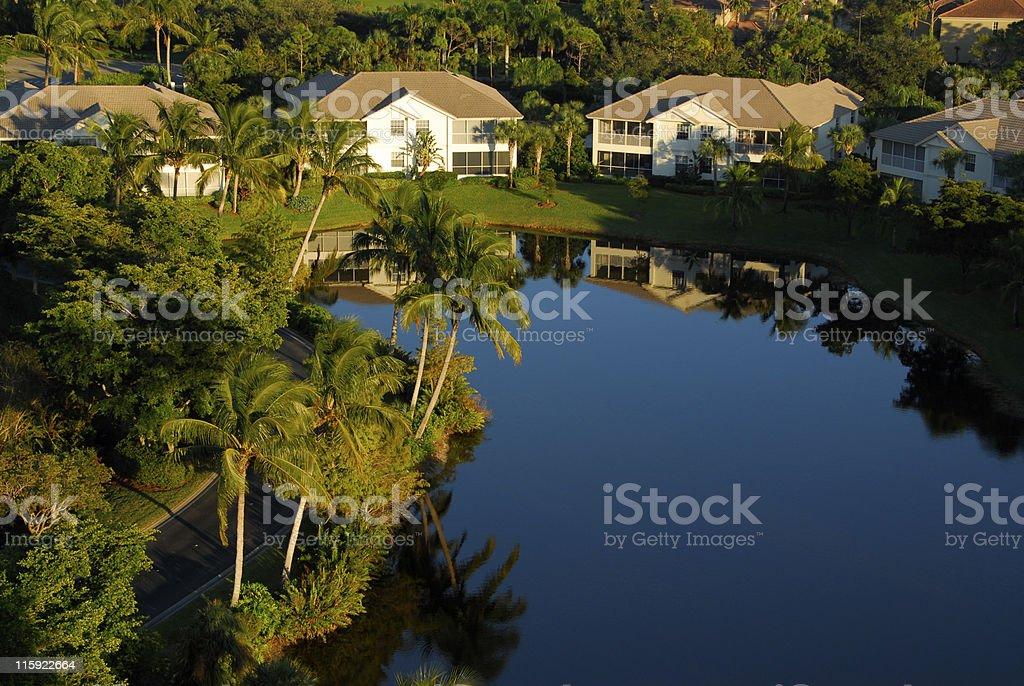 Florida Homes/Condos stock photo