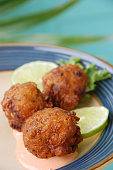 Florida Keys Conch Fritters