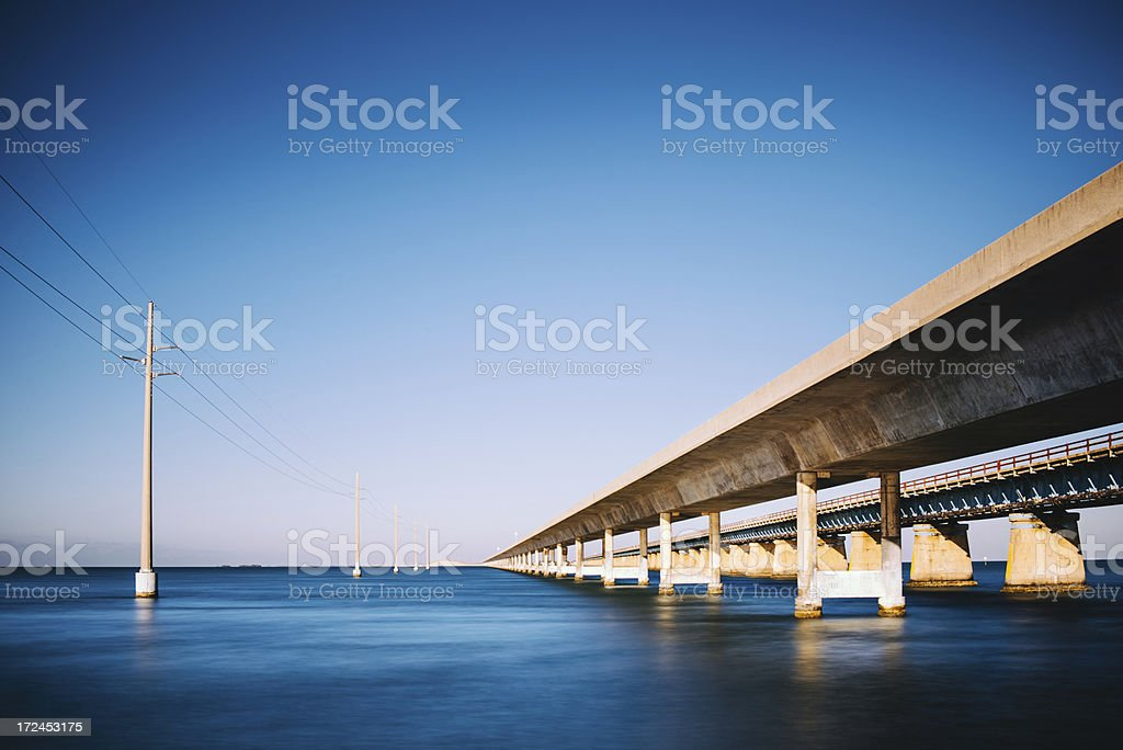 Florida Keys royalty-free stock photo