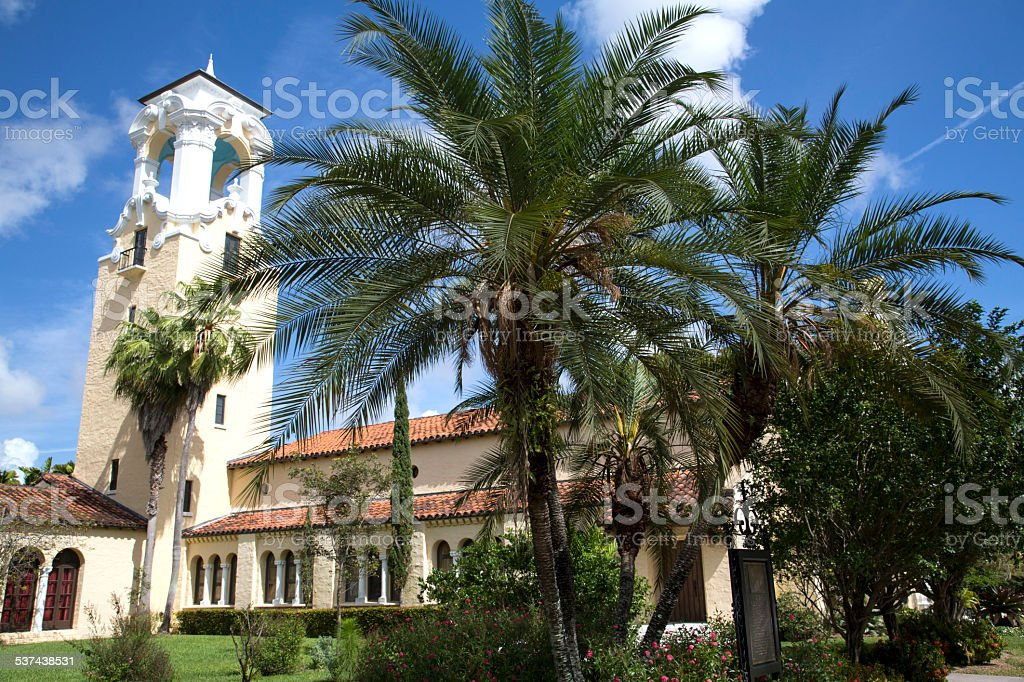 USA - Florida - Miami,  Coral Gables stock photo