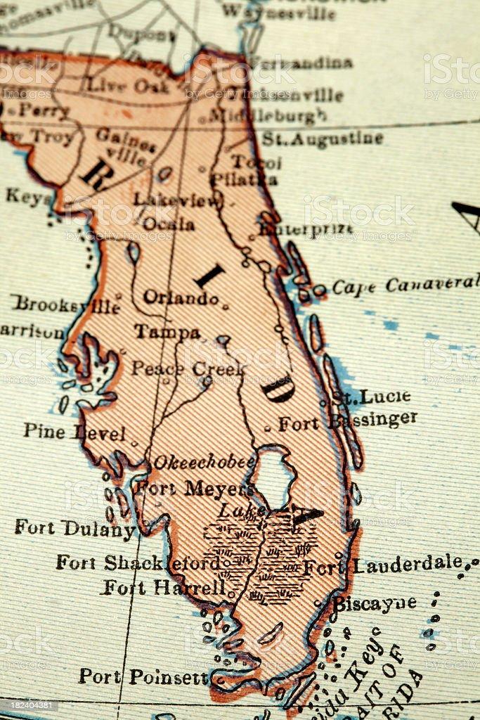Florida royalty-free stock photo