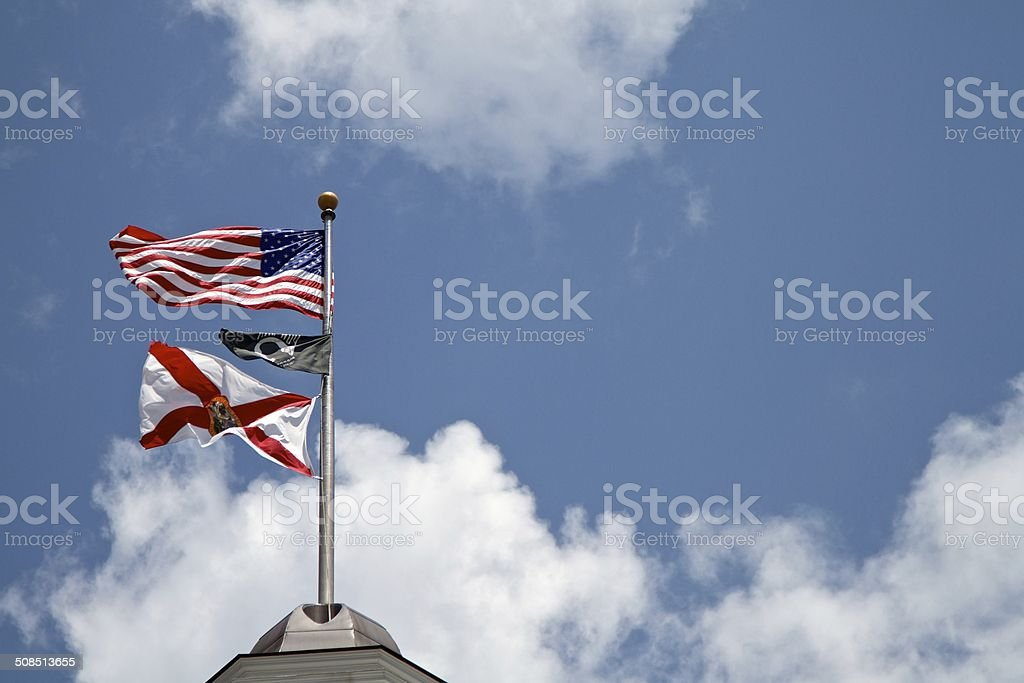 Florida State Capitol stock photo