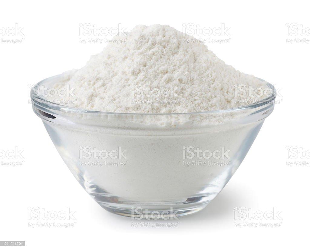 Flour stock photo