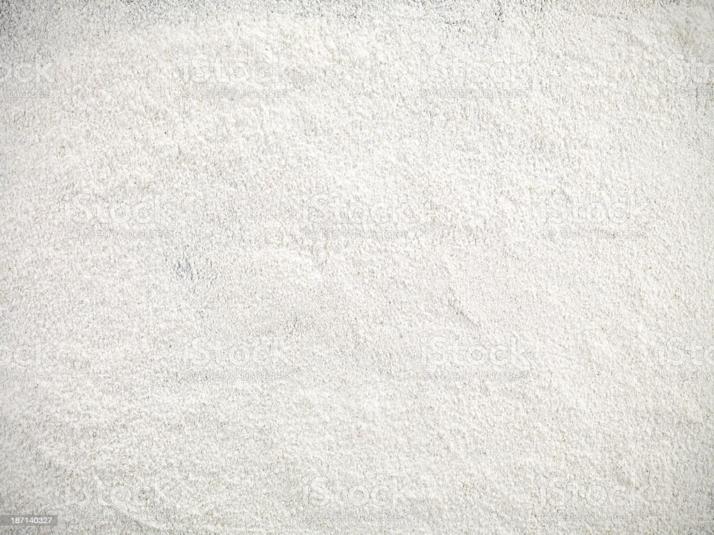 Flour Surface stock photo