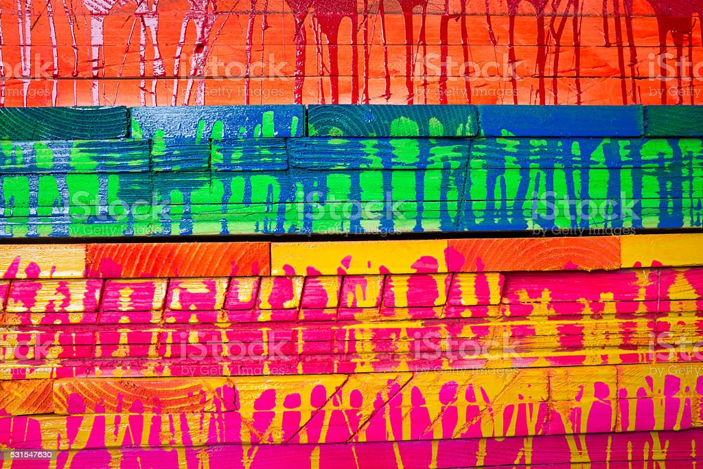 flowed paint background. stock photo