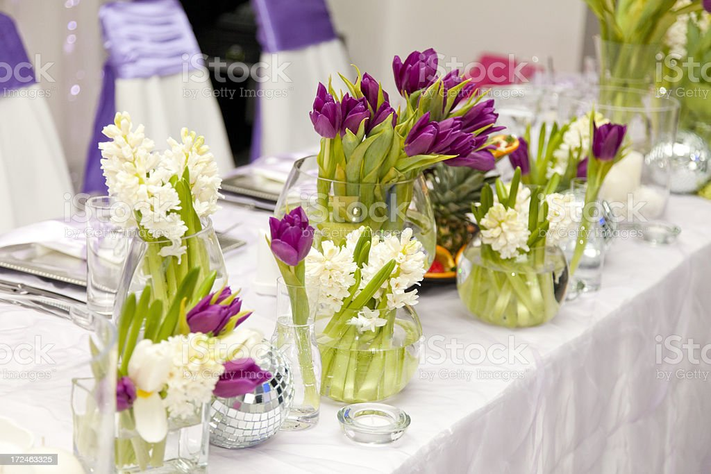 Flower arrangements royalty-free stock photo