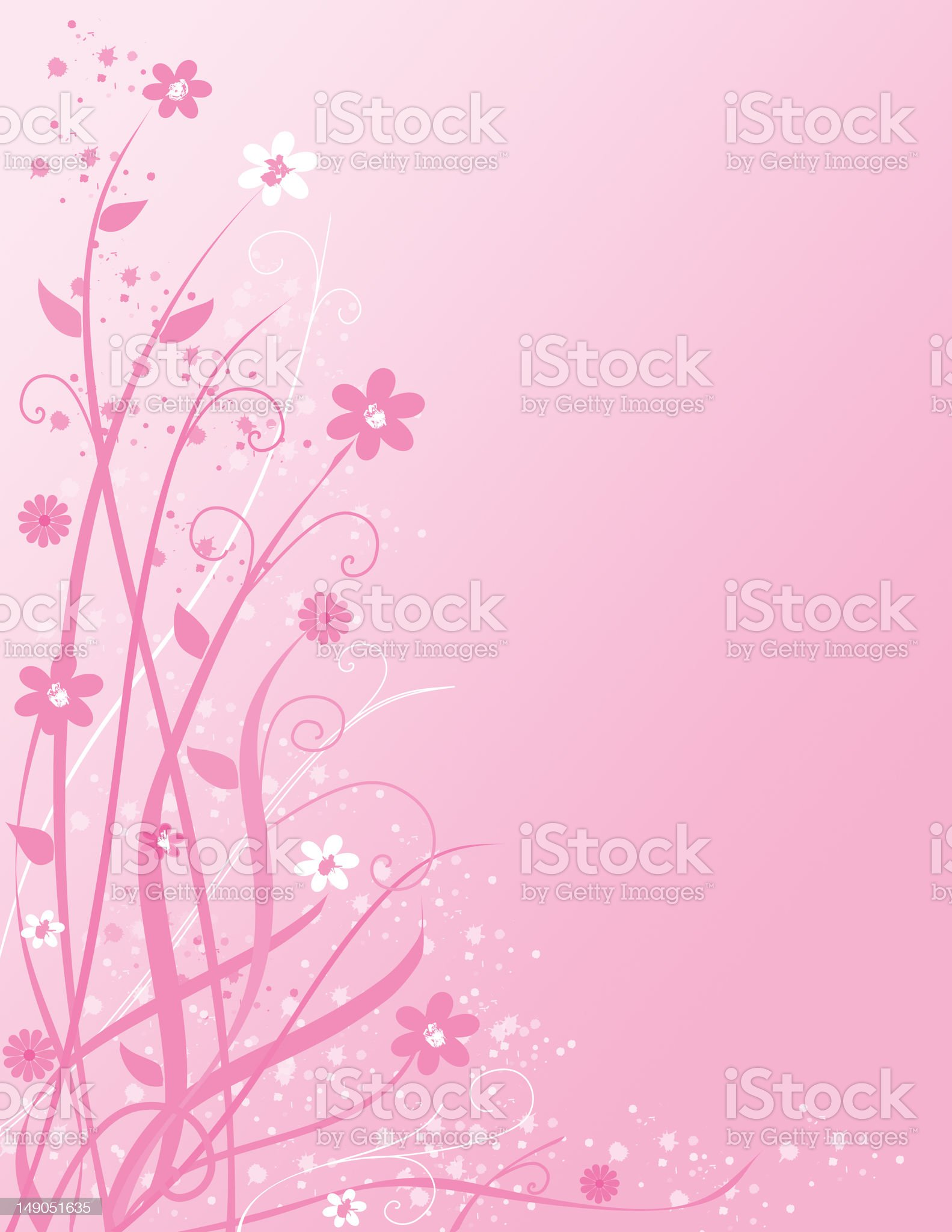 Flower Background royalty-free stock photo