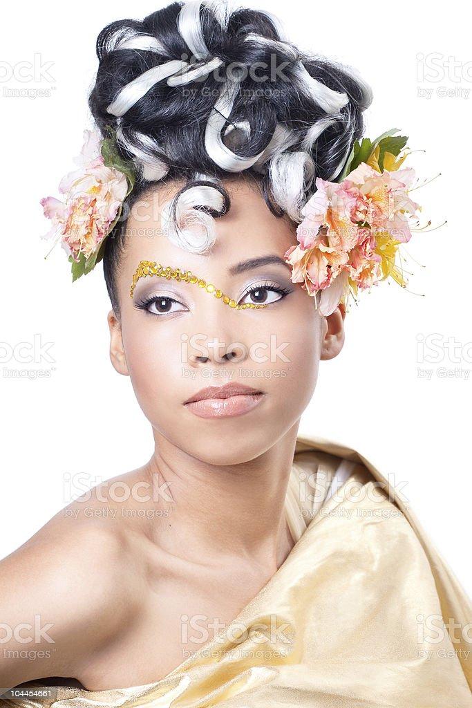 Flower beauty royalty-free stock photo