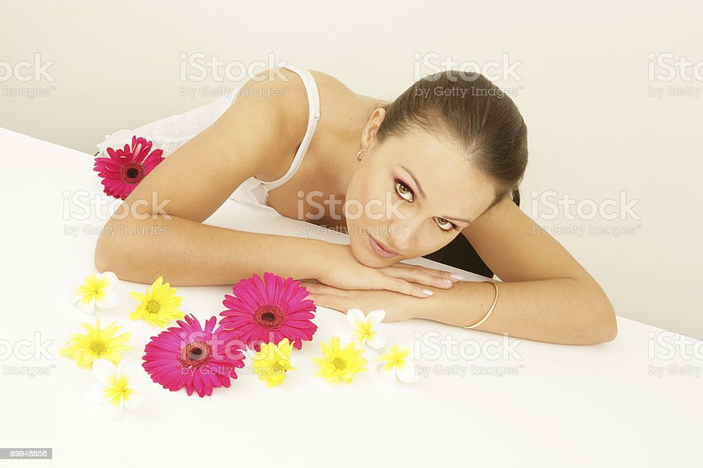 Flower Beauty royalty-free stock photo