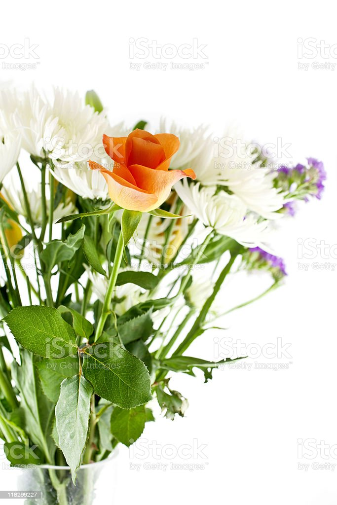 Flower Bunch royalty-free stock photo
