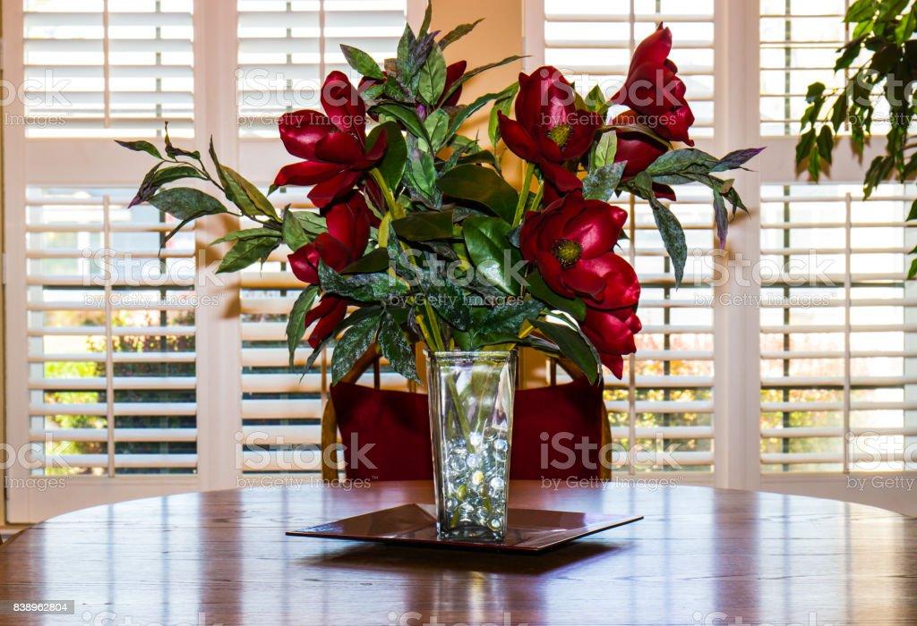 Flower Centerpiece stock photo