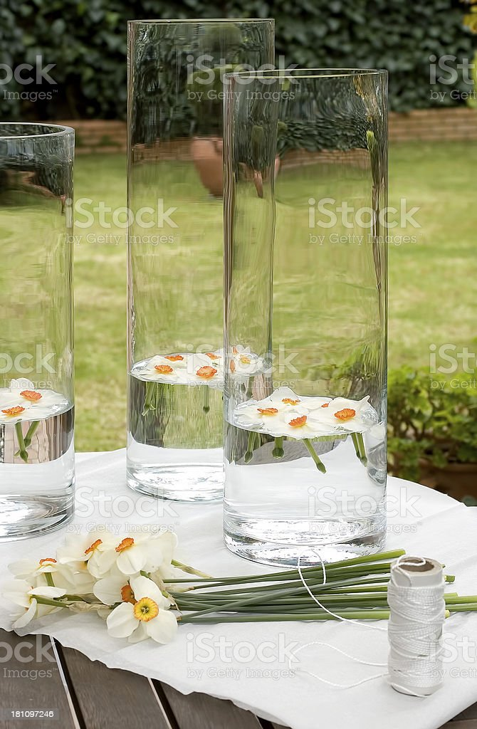 flower decoration royalty-free stock photo