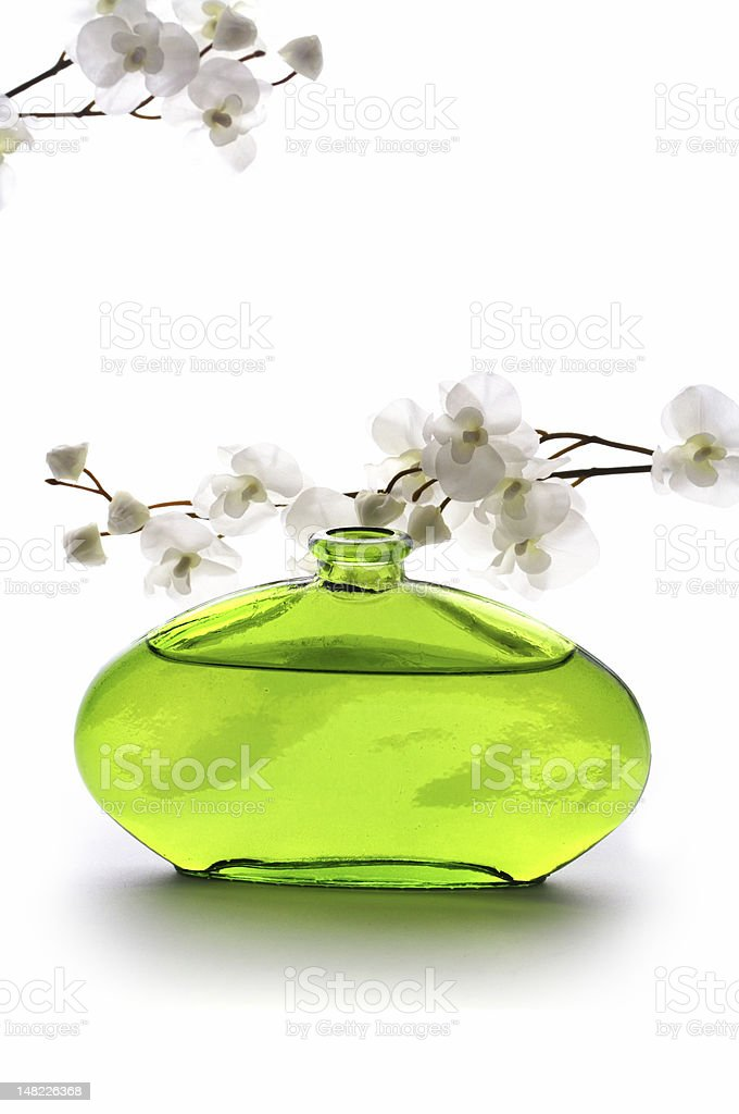 Flower essence royalty-free stock photo