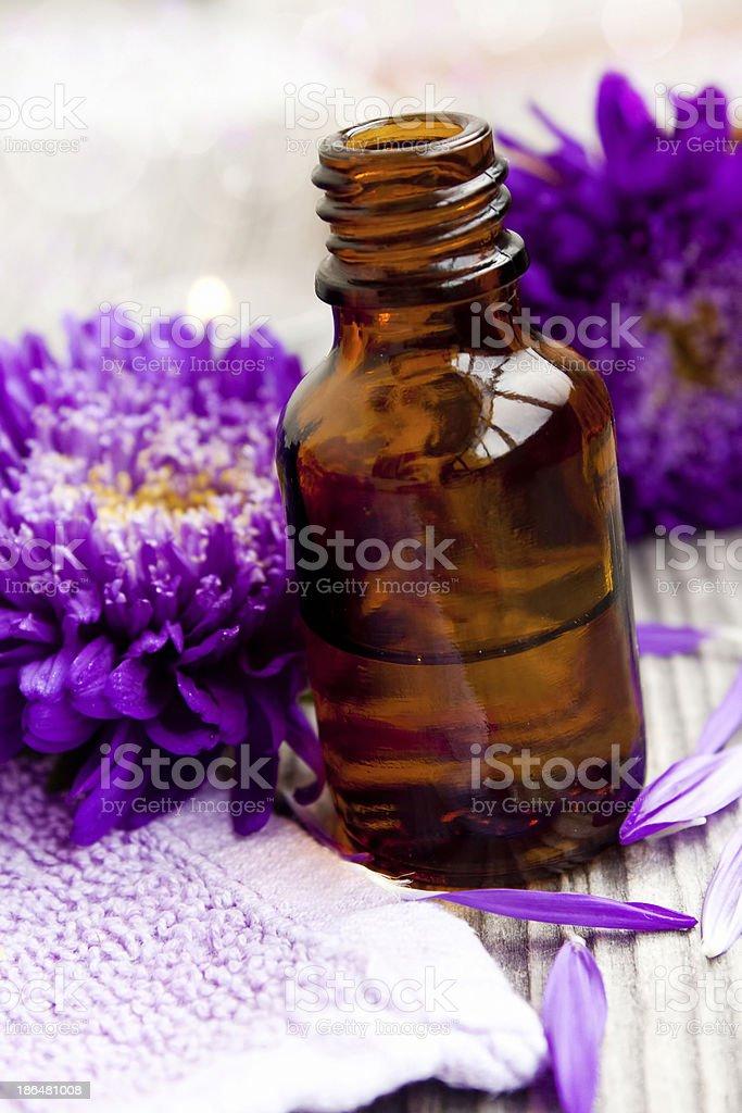 Flower essence royalty-free stock photo
