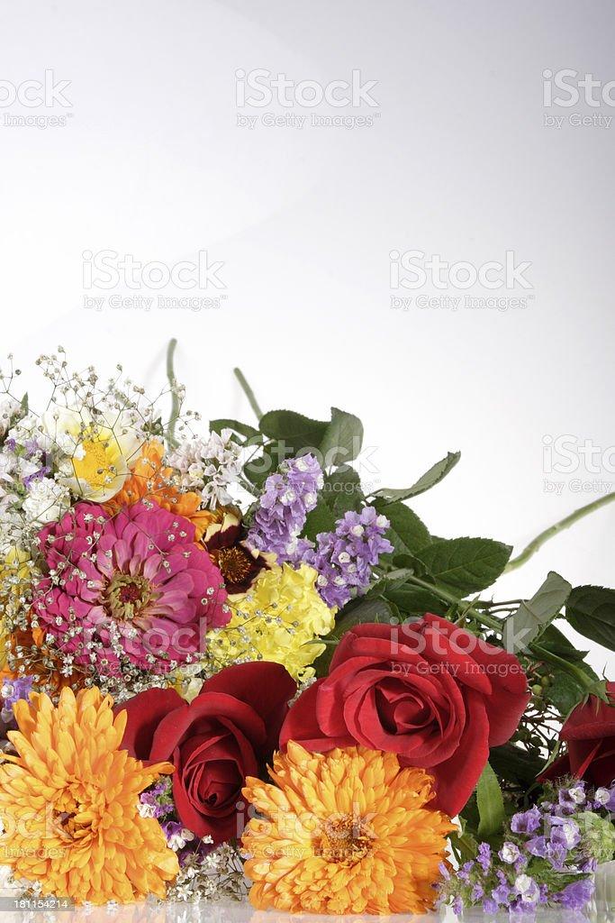 mix di fiori foto stock royalty-free