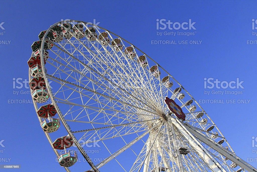 Flower Wheel (Blumenrad) royalty-free stock photo