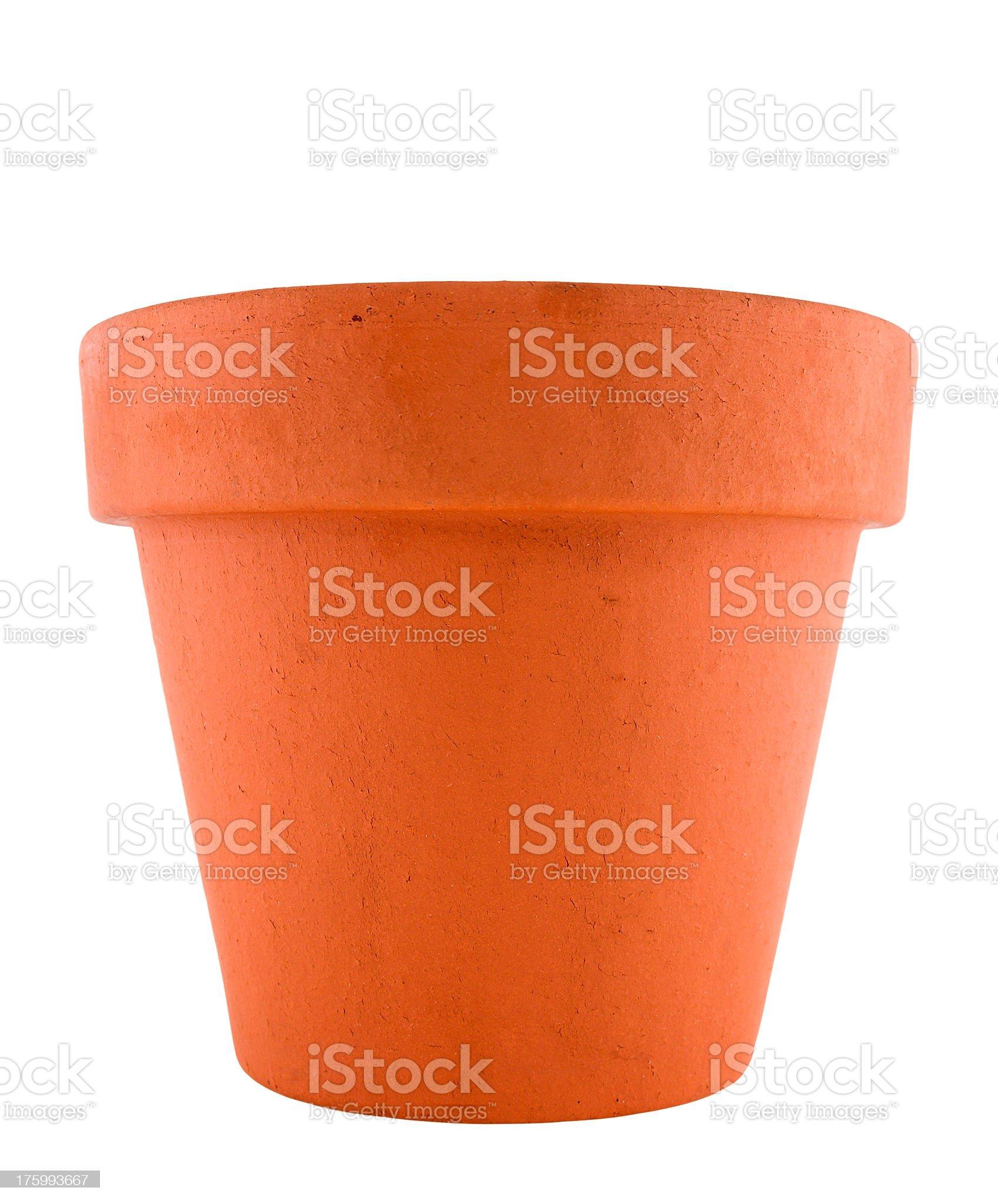 Flowerpot. royalty-free stock photo