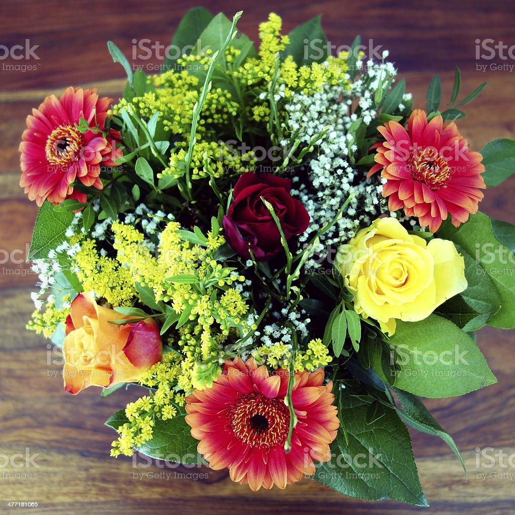 Flowers for Mother's Day stock photo