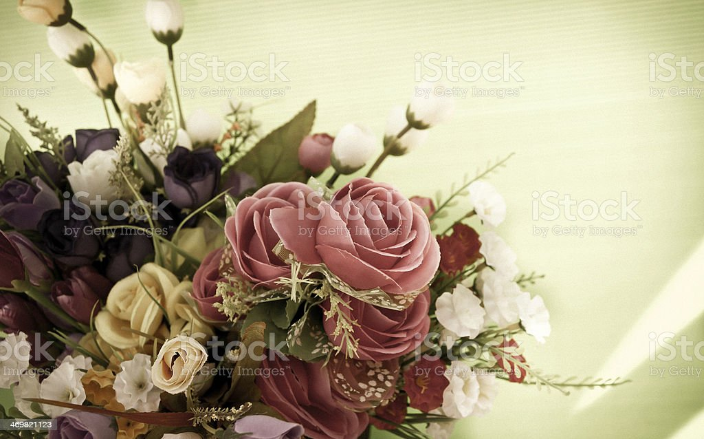 flowers vintage royalty-free stock photo