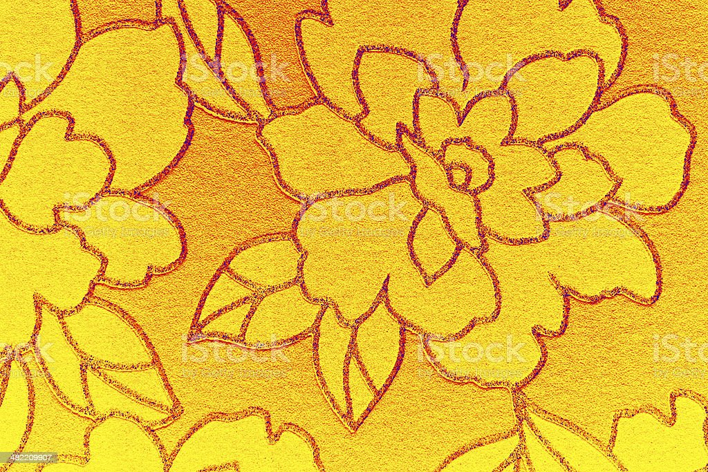 flowes background royalty-free stock photo