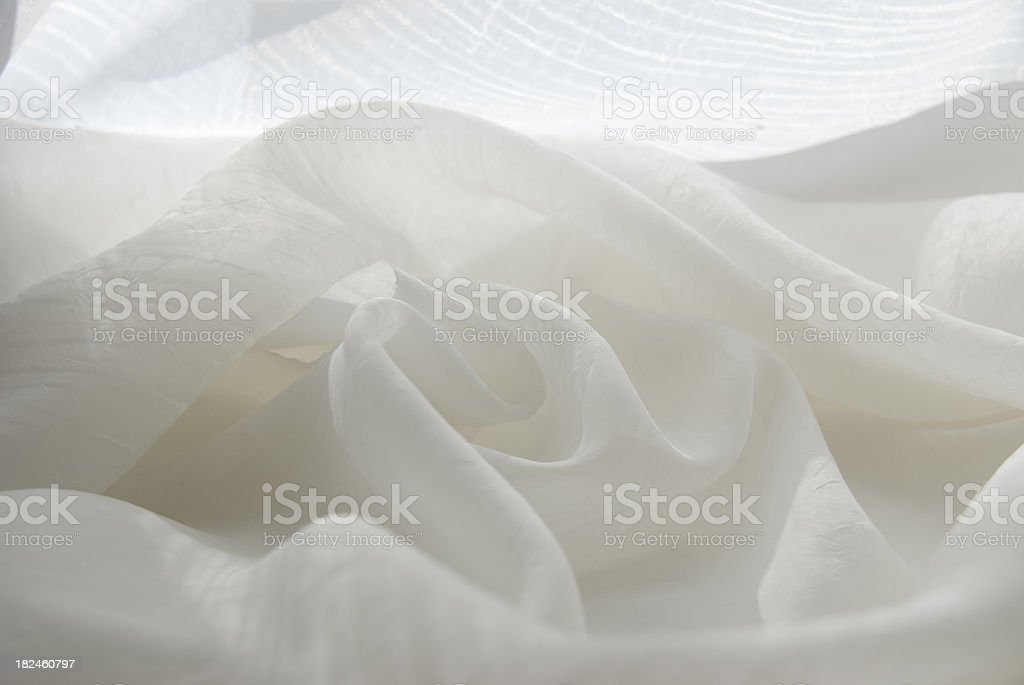 Flowing light and shadow abstract background royalty-free stock photo