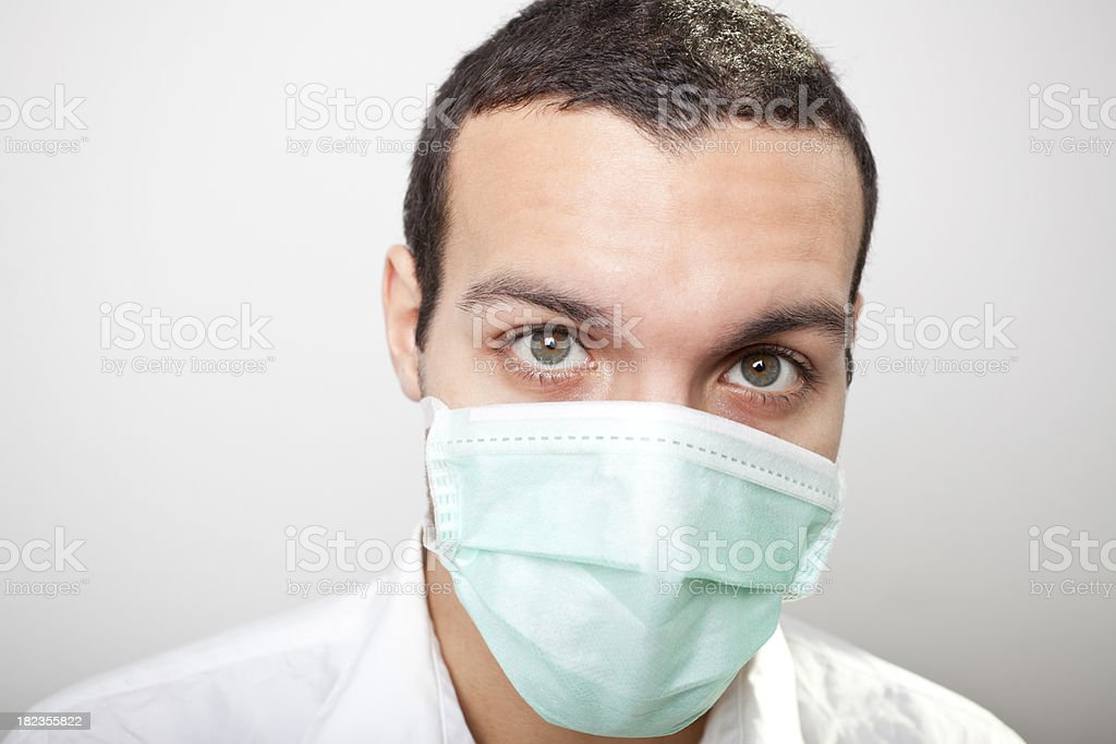 Flu Season stock photo