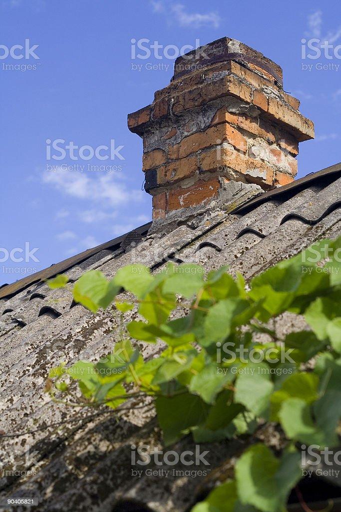 Flue stock photo