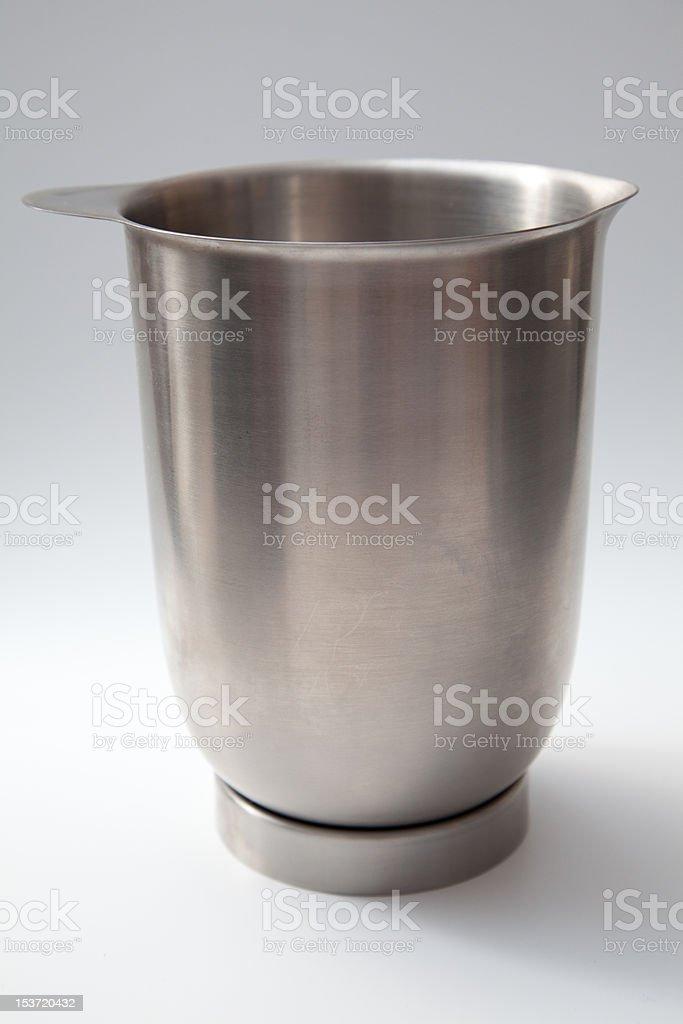 Fluid measure stock photo