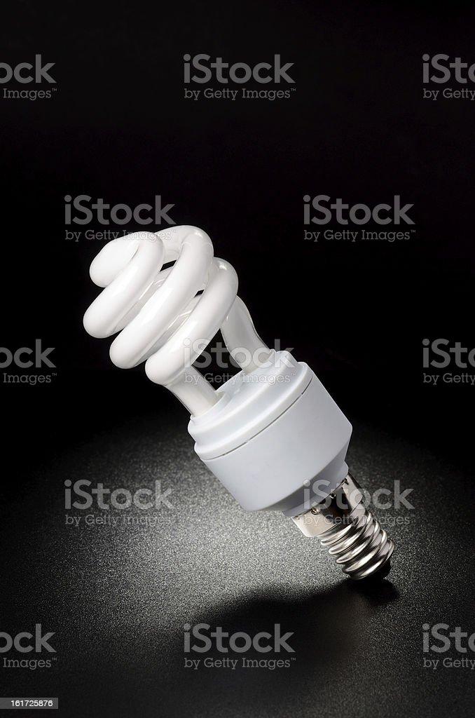 Fluorescent lamp royalty-free stock photo