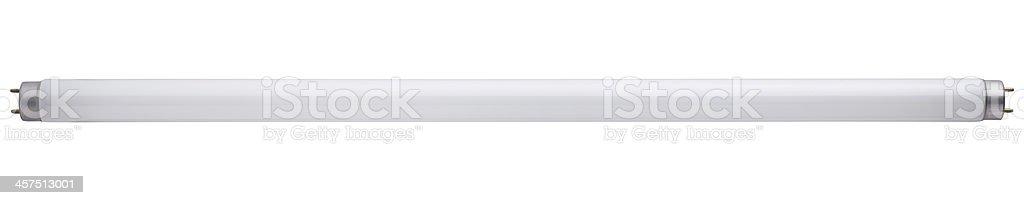 Fluorescent tube stock photo