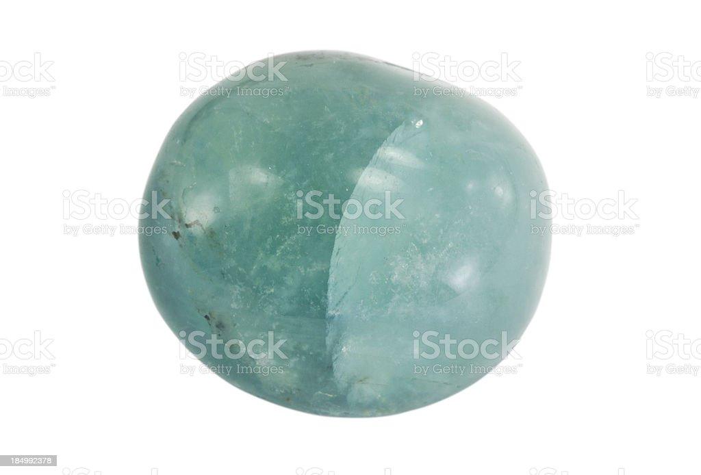 Fluorite (fluorspar) stock photo
