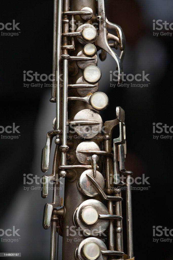 Flute royalty-free stock photo