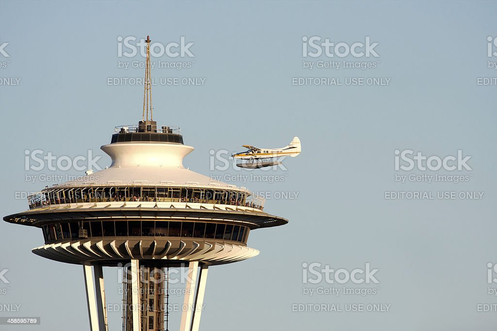 Fly By stock photo